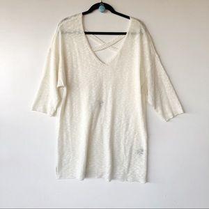Torrid 3/4 sleeves sweater sz 2x